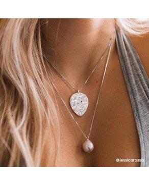 Pilgrim Pilgrim Silver Ama Necklace