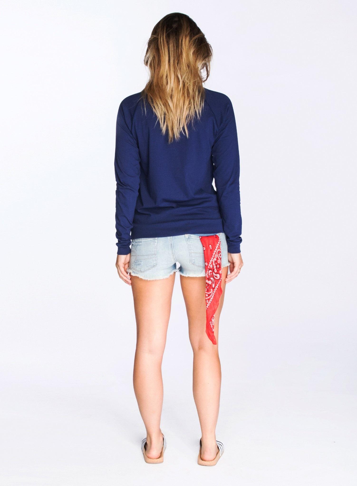 CHRLDR MERCI — Long Sleeve T-Shirt