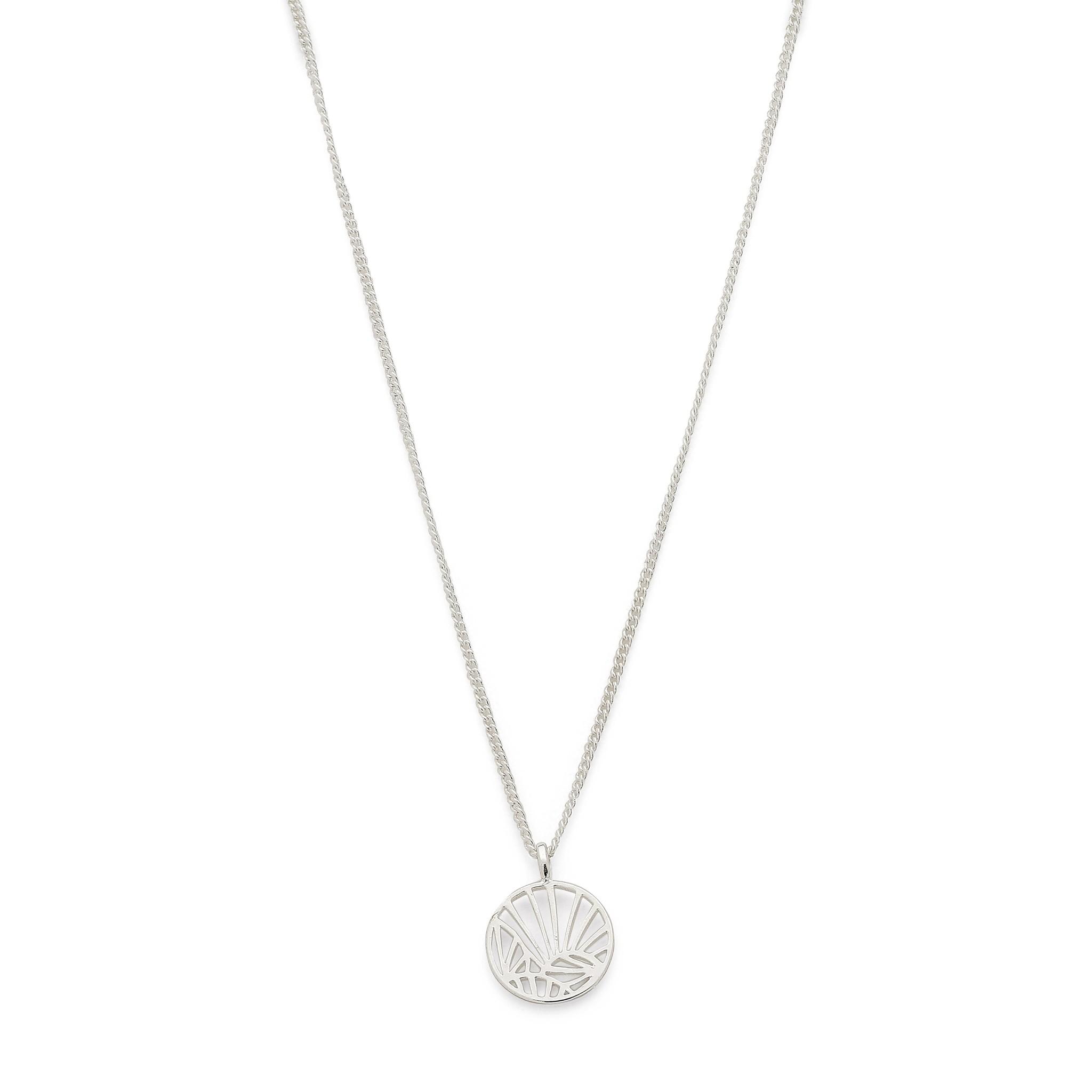 Pilgrim Pilgrim Asami Silver Necklace