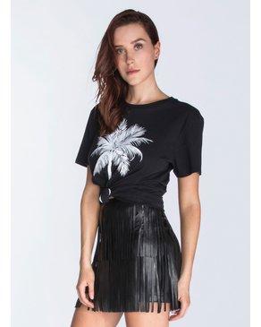 CHRLDR THE PALM TREE — Boyfriend T-Shirt