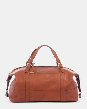 Bugatti Bugatti Soledad - Leather Duffel Bag