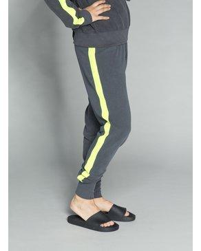 CHRLDR TUXEDO STRIPE — pantalons
