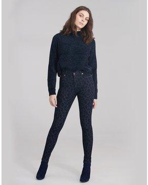 Yoga Jeans RACHEL SKINNY JEANS / Cheetah