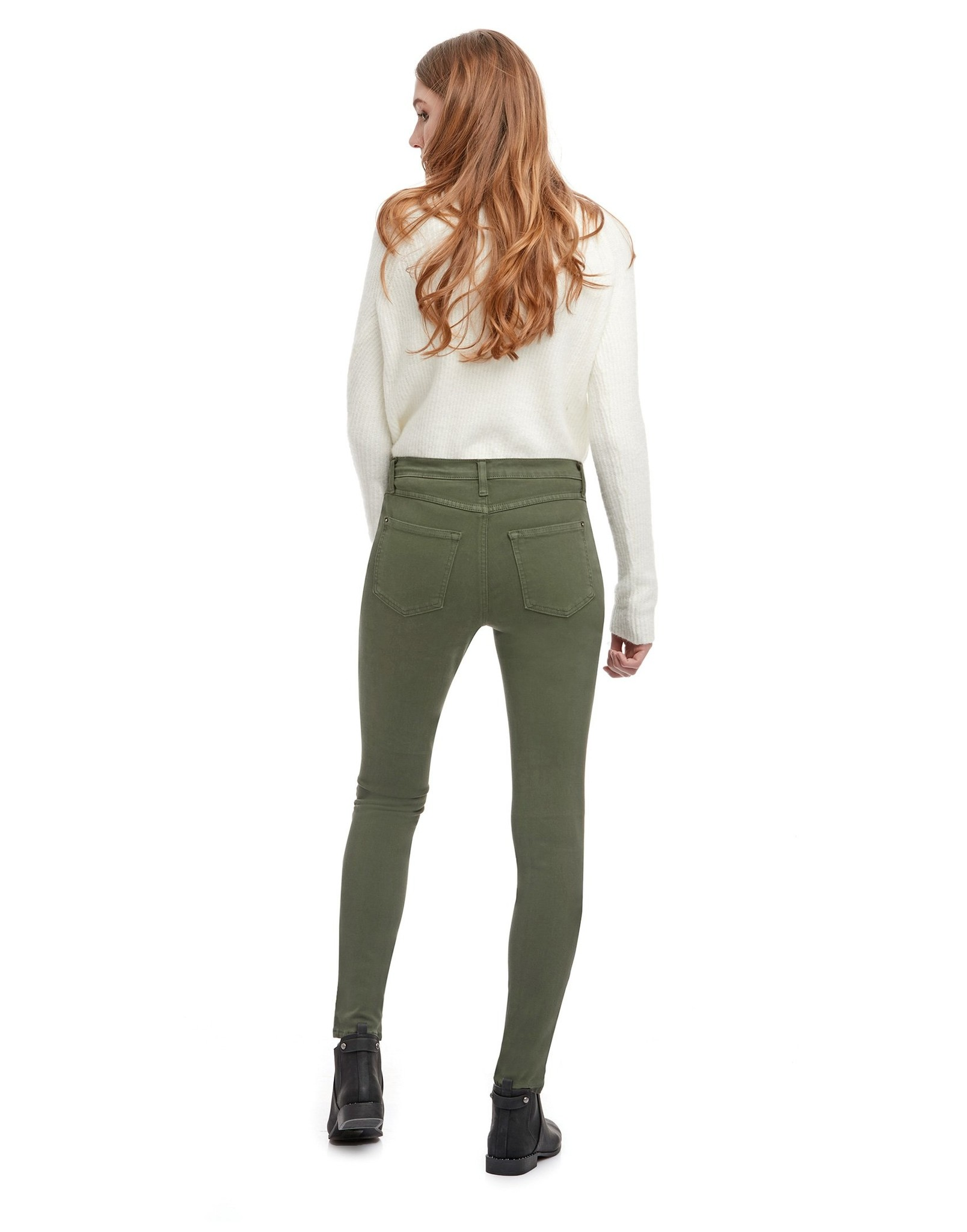 Yoga Jeans 1711 Cl R 30 Kiwi