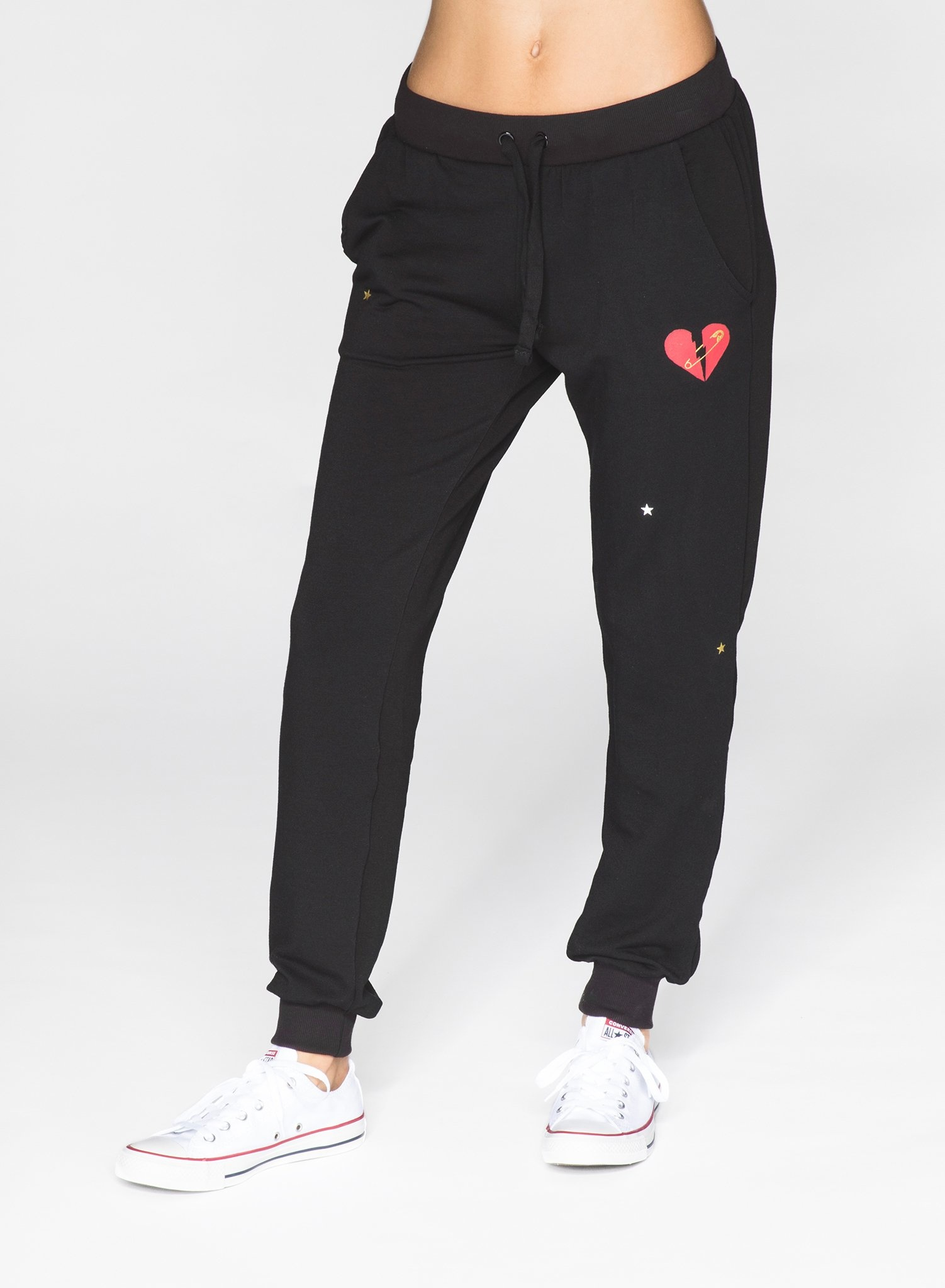 CHRLDR pantalon- COEUR BRISÉ
