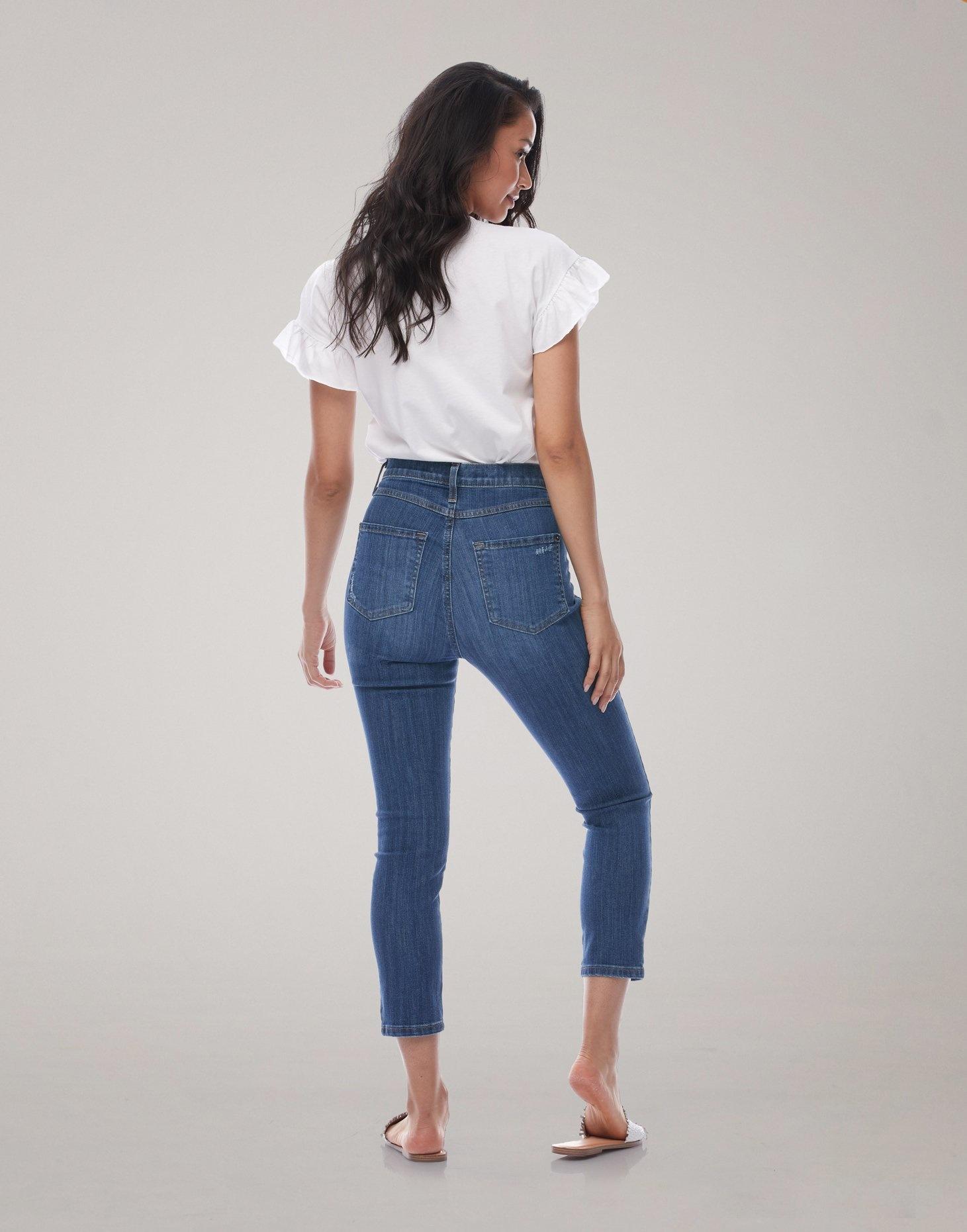 Yoga Jeans RACHEL SKINNY JEANS / Southside