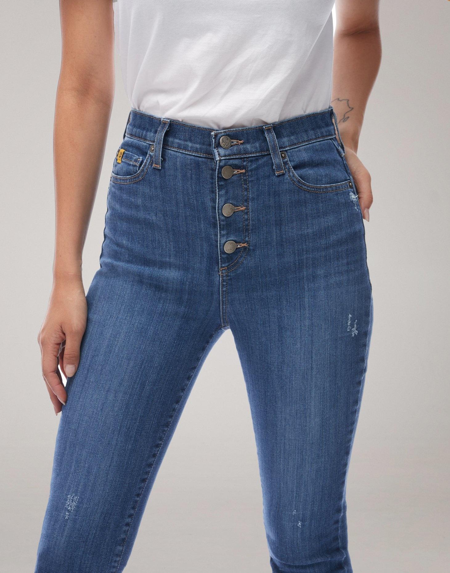 Yoga Jeans JEANS RACHEL COUPE ÉTROITE / SOUTHSIDE