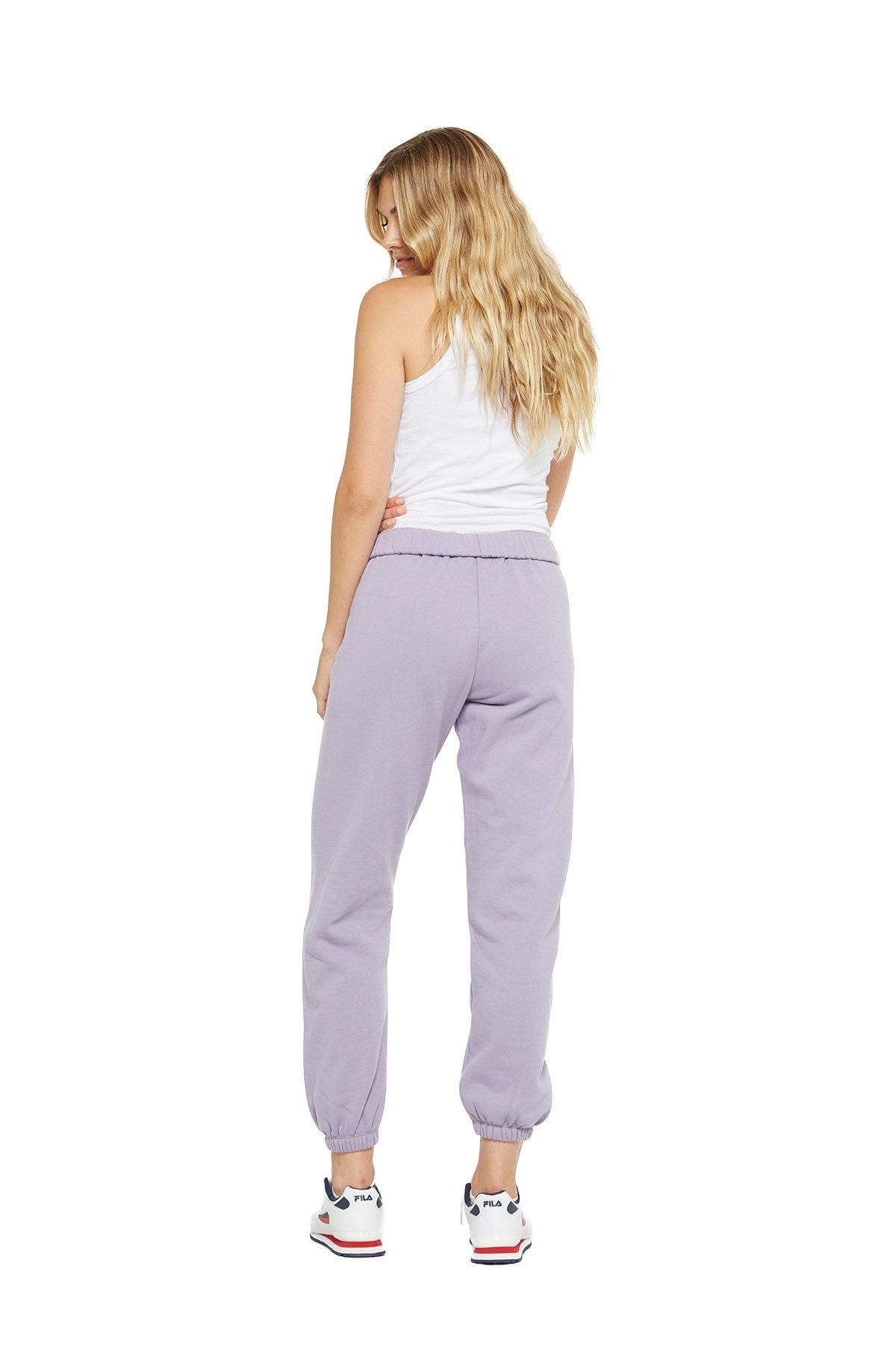 LAZYPANTS The Niki Original in Lavender