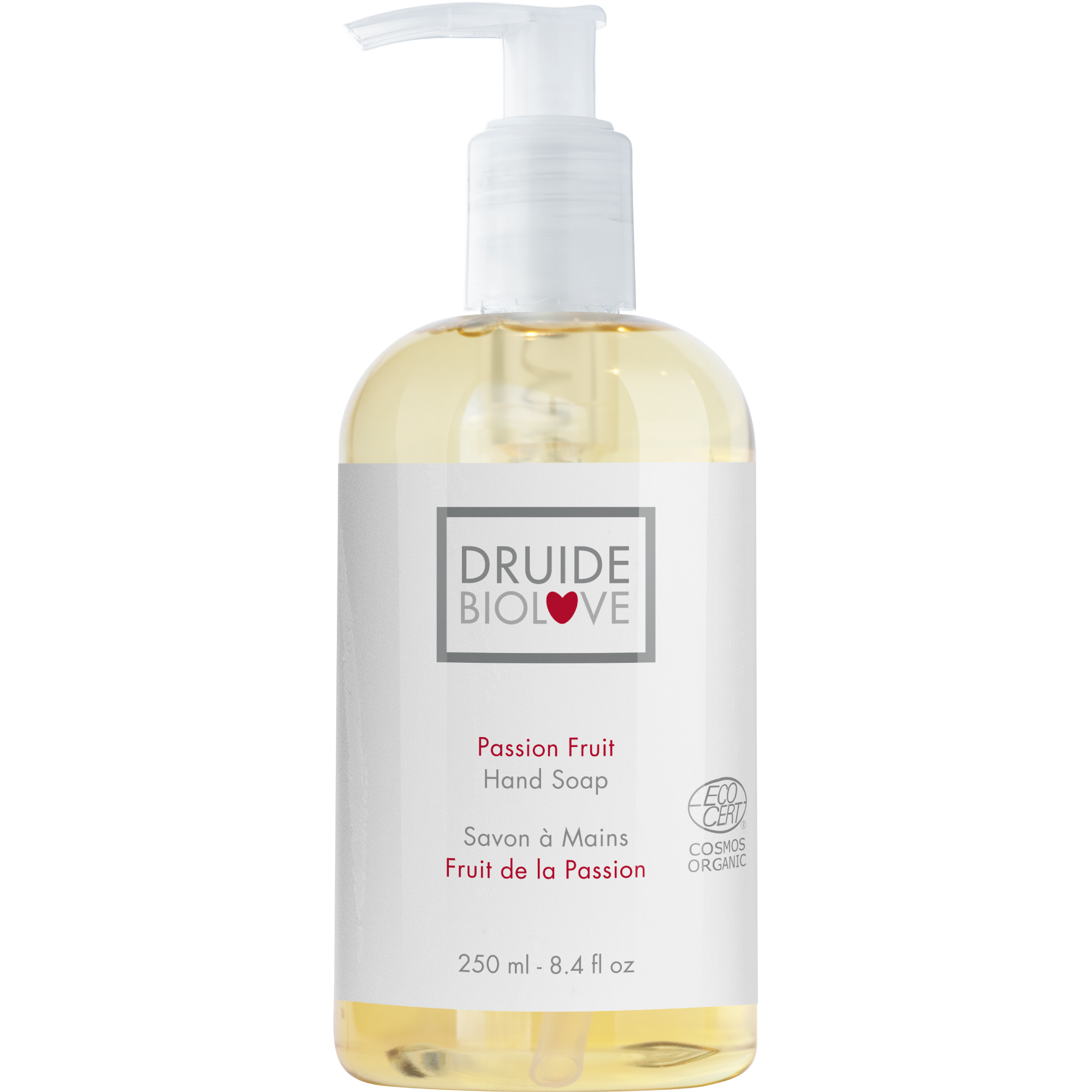 Druide Antiseptic Cleanser Package #1 (Passion Fruit)