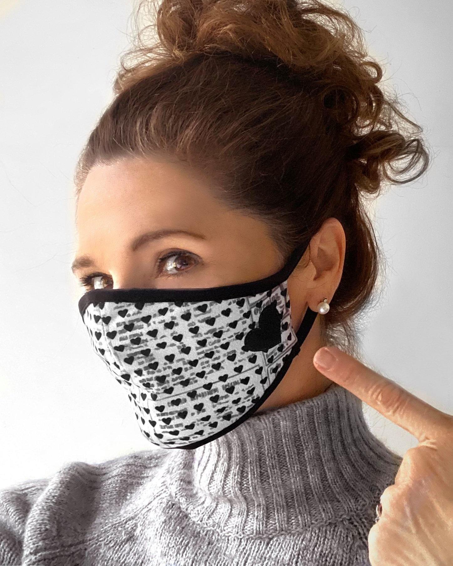 Volt Design Mask no.431-K | Espoir