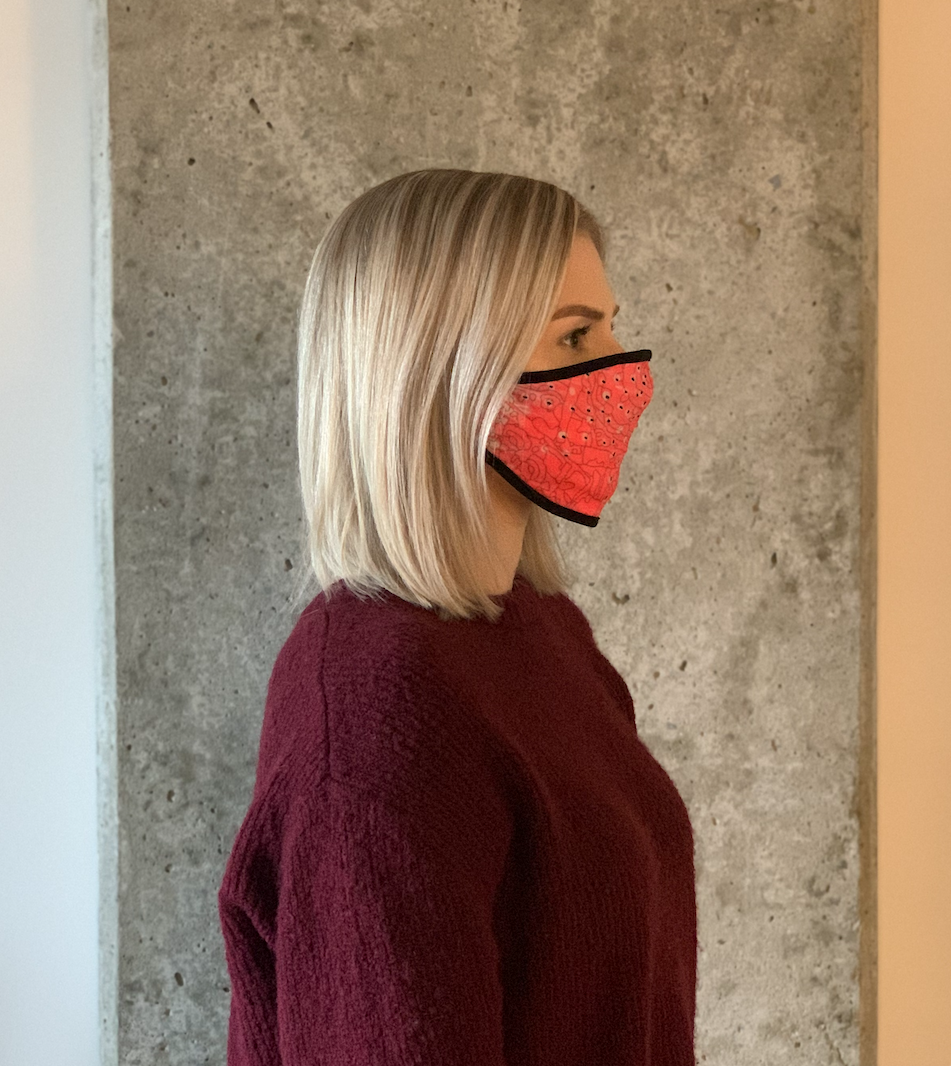 Volt Design Mask no.430-G | Larochelle