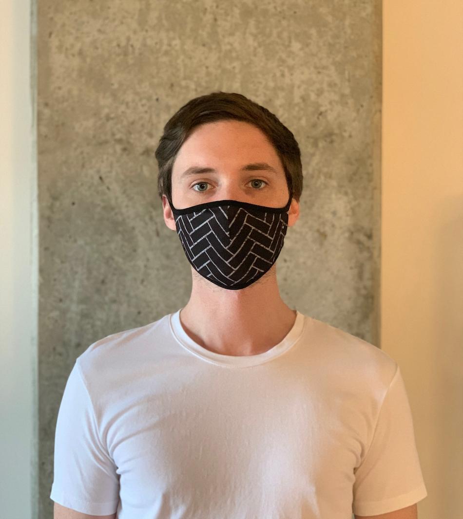 Volt Design Mask no.432-W | Cravate