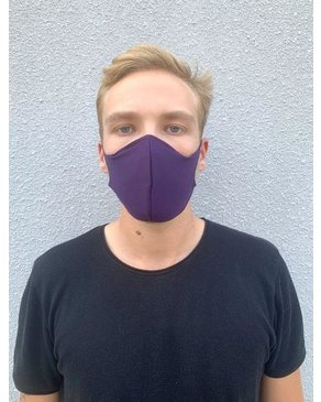 Boss Masks Masque en tissus Boss - Paquet de 5 - MAUVE