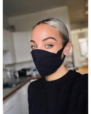 Boss Masks Masque en tissus Boss - Paquet de 5 - NOIR