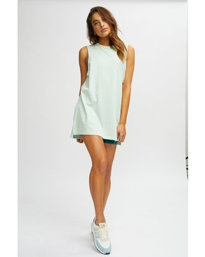 Kuwalla Tee Muscle Tank Dress