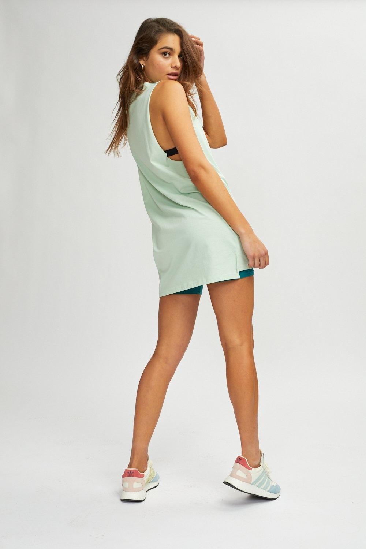 Kuwalla Tee Muscle Tank Dress