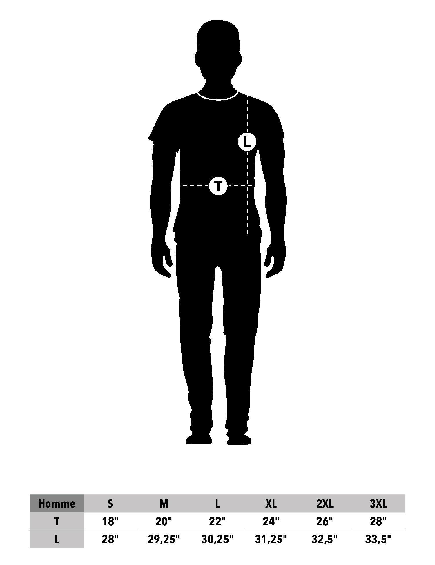 Humeur Design T-shirt gris J'récupère!
