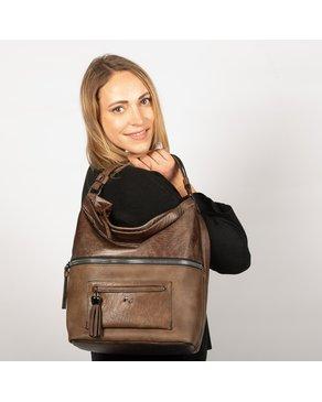 Shop Miss Caprice Lola - Brown