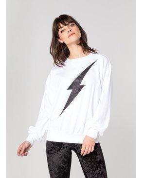 CHRLDR L'ÉCLAIR - Oversized Sweatshirt