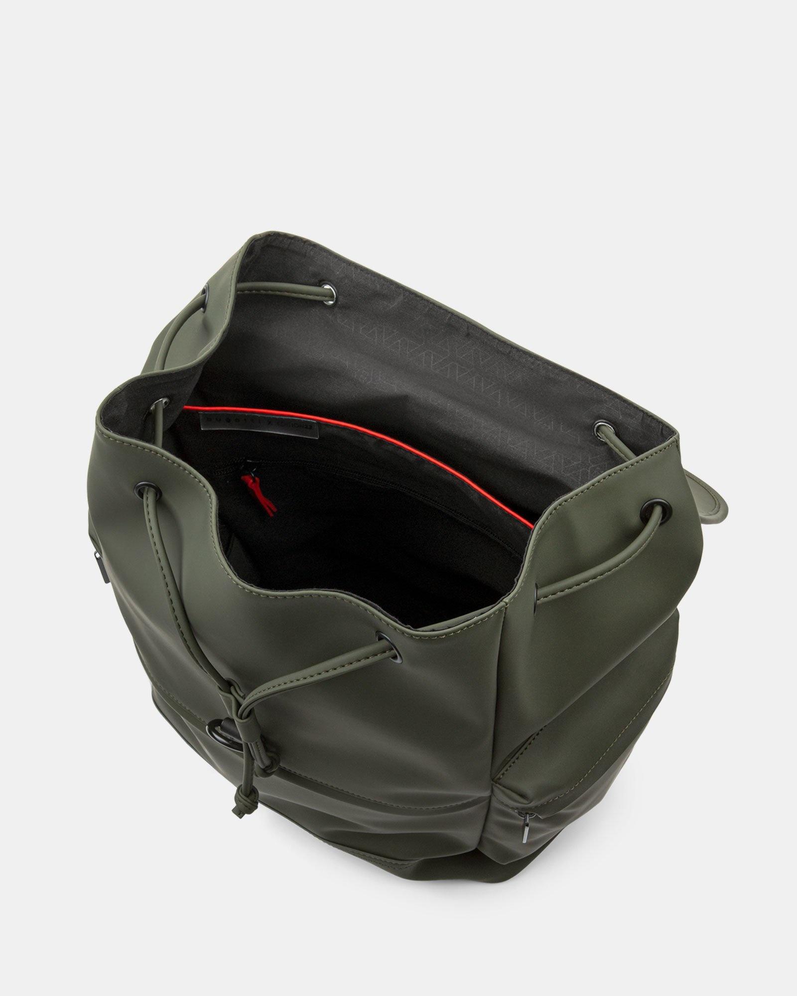 Bugatti Bugatti Bugatti x EDITION22 - Backpack - Khaki