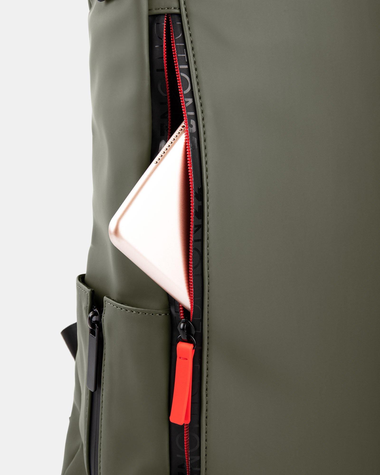 Bugatti Bugatti Bugatti x EDITION22 - 3 in 1 Nomadic Tote bag - Khaki