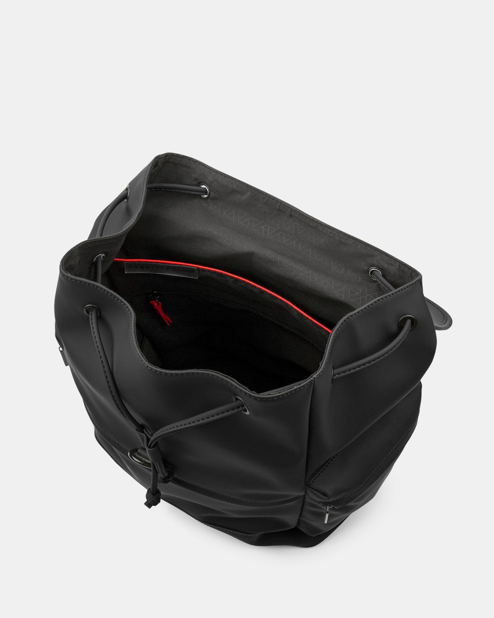 Bugatti Bugatti Bugatti x EDITION22 - Backpack - Black
