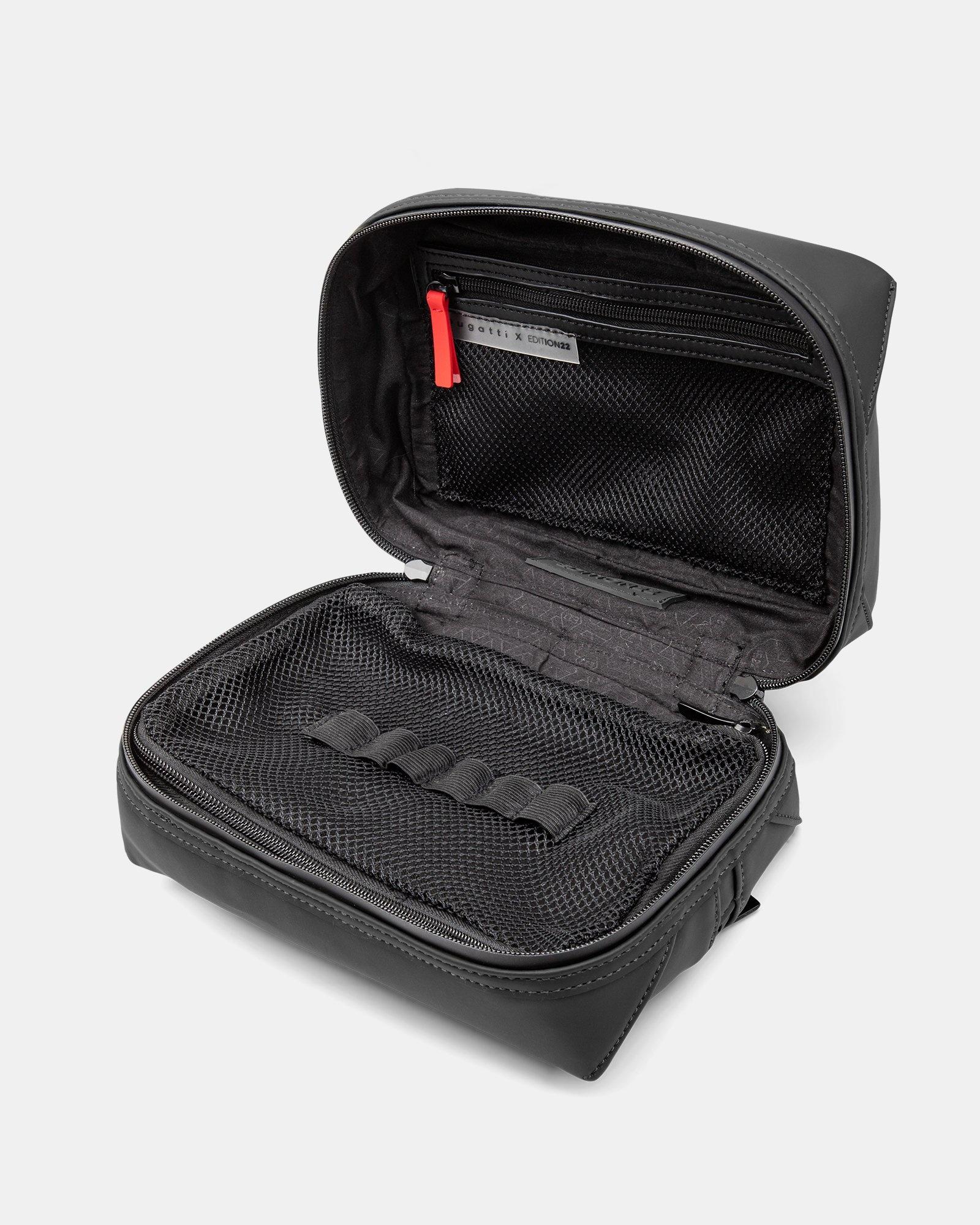 Bugatti Bugatti Bugatti x EDITION22 - Multifunction Case - Black