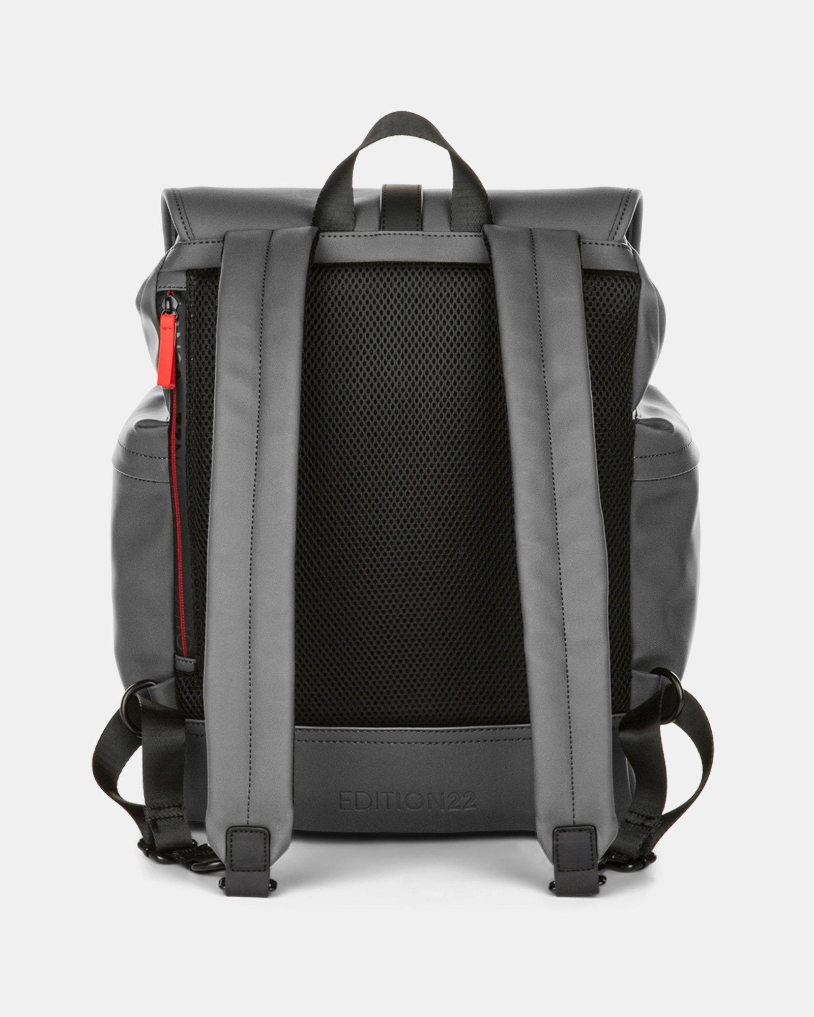 Bugatti Bugatti Bugatti x EDITION22 - Backpack - Grey