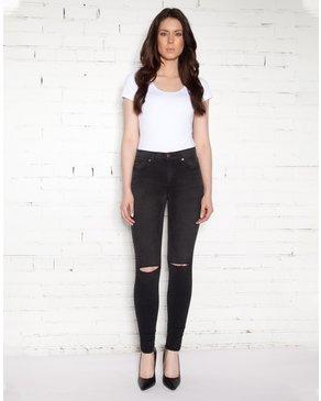 Yoga Jeans RACHEL SKINNY JEANS / Stardust
