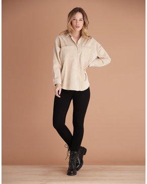 Yoga Jeans Taille Haute Rachel Skinny Blackout