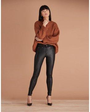 Yoga Jeans Le Rachel Skinny  (Cuir végétalien)