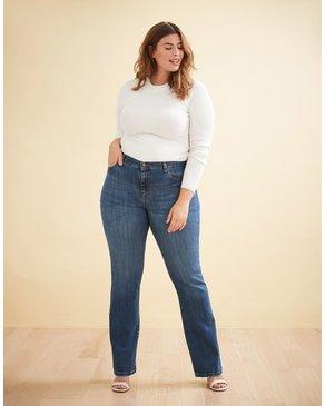 Yoga Jeans Classic Rise Alex Bootcut Buddha 34 Inseam