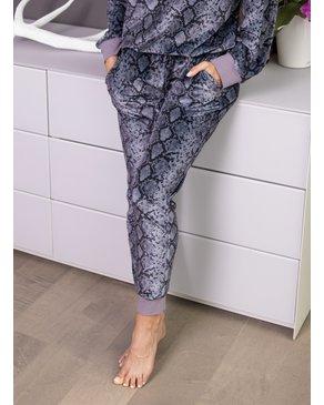 CHRLDR SNAKE SKIN - Flat Pocket Sweatpants