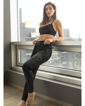 CHRLDR Leggings Taille Haute - VICTORY VELOUR