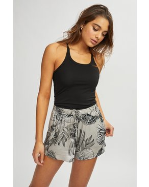 Kuwalla Tee Viscose Shorts