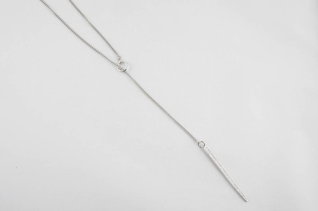 Atelier SYP SPIKE - Necklace (Silver)