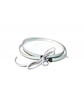 Atelier SYP DOUBLE WRAP - Choker (Grey)