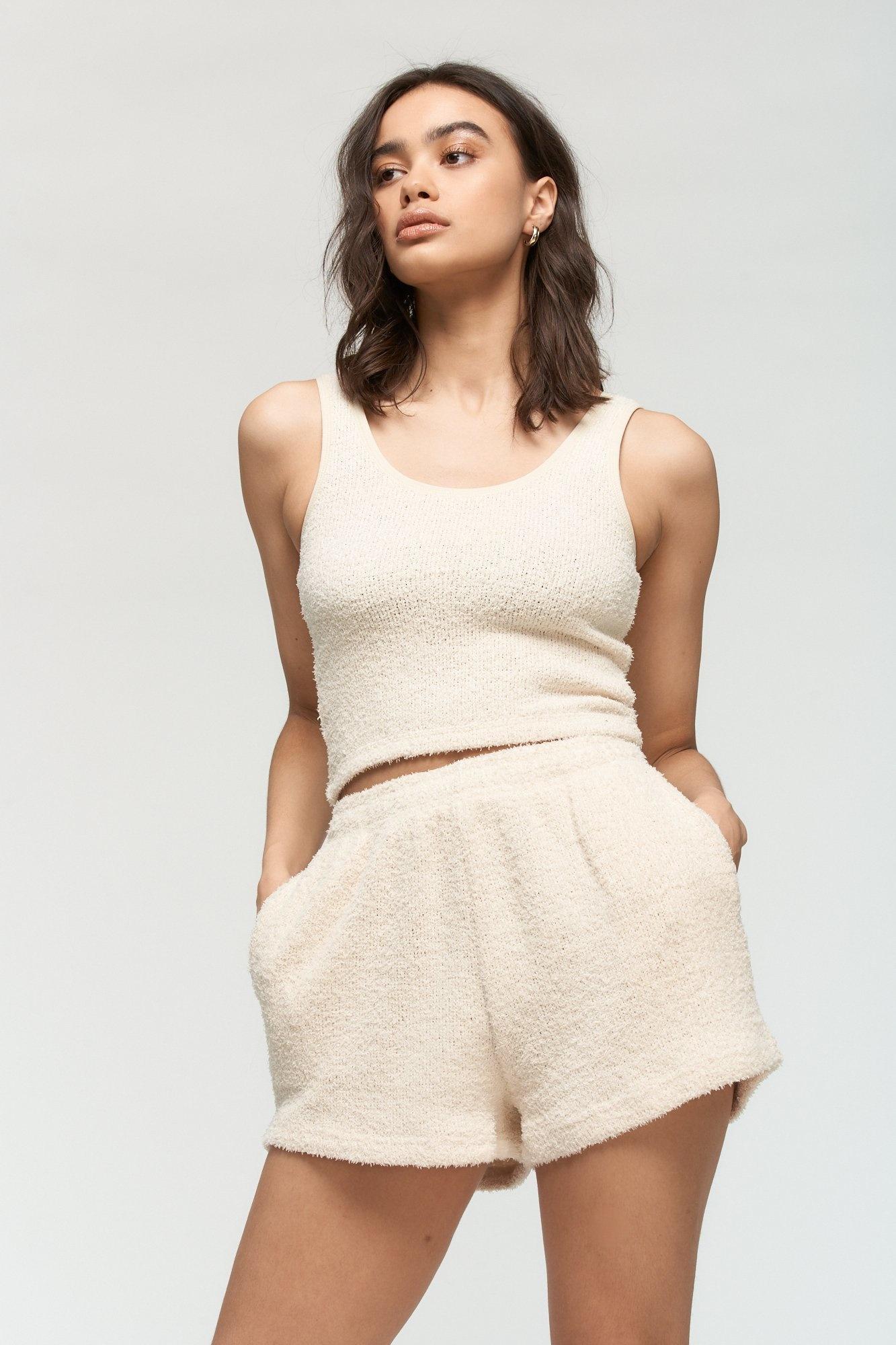 Kuwalla Tee Plush Shorts