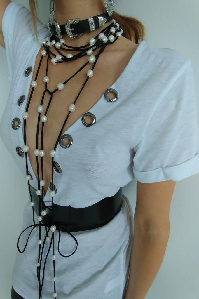 Atelier SYP PERLES PRÉCIEUSES - Collier/Bracelet