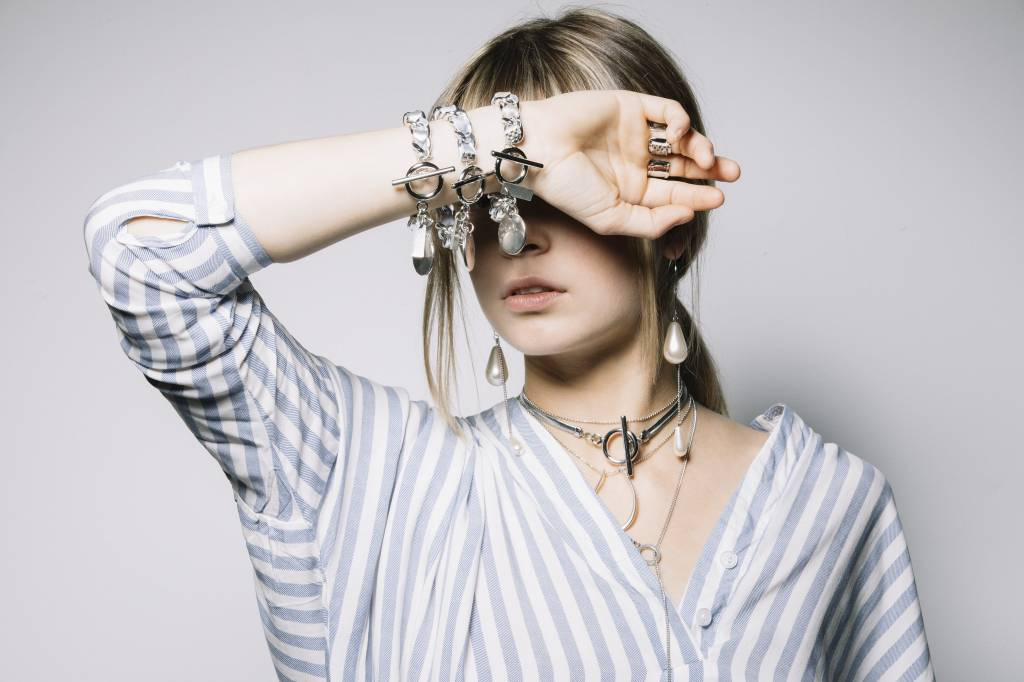 Atelier SYP COCO - Bracelet Multi-Tours (Beige)