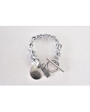 Atelier SYP COCO - Bracelet Multi-Tours (Argent)