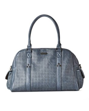 Perforated Weekender / Work Bag (Twilight)