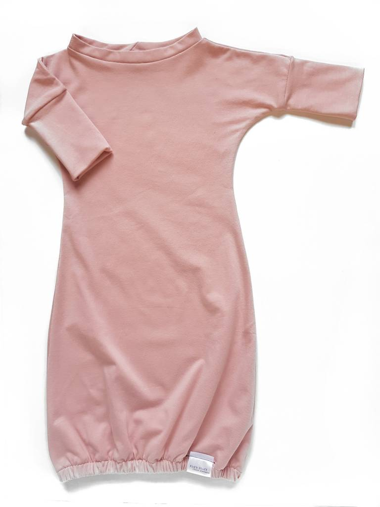 Kid's Stuff Robe Nouveau-Né Rose