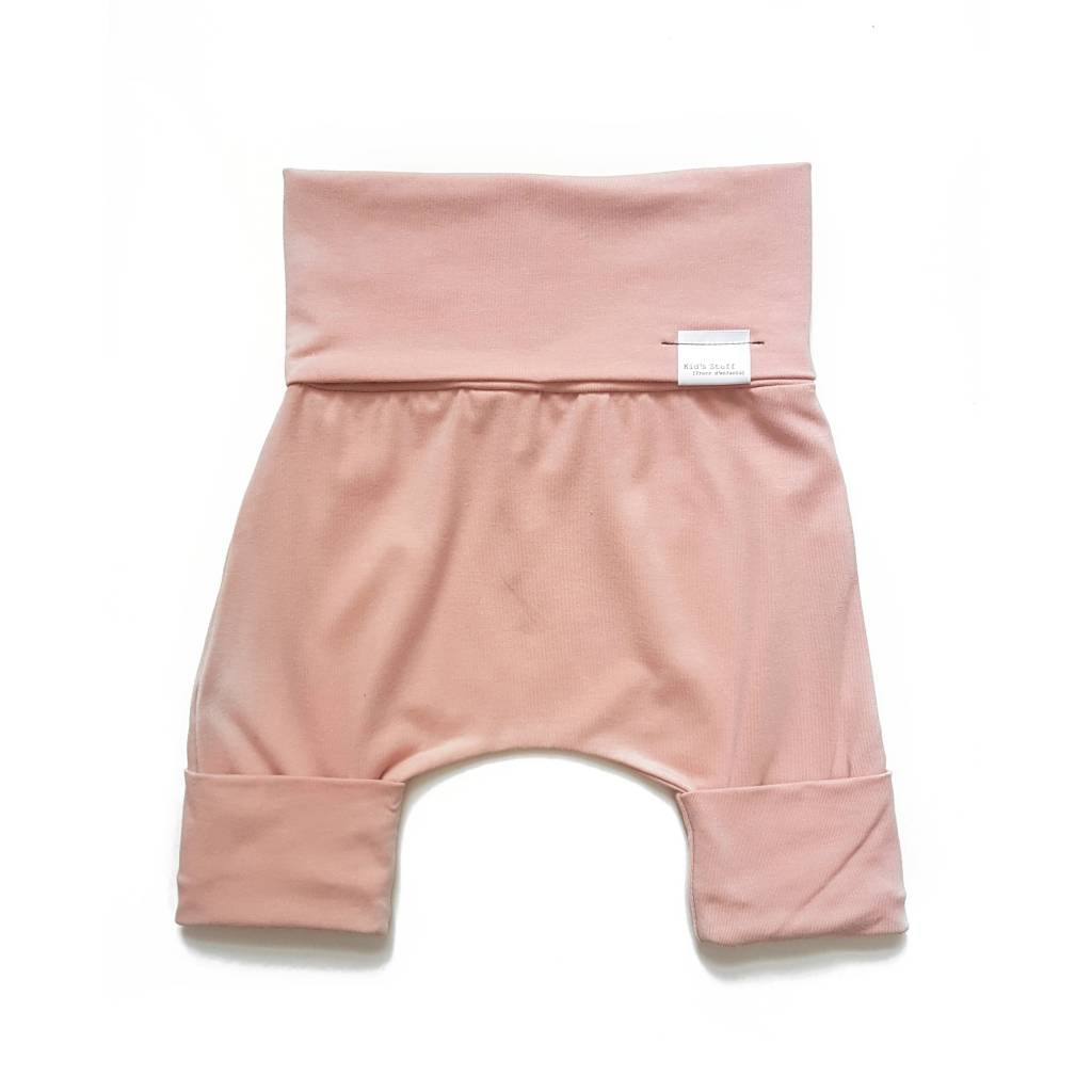 Kid's Stuff Short Sarouel Évolutif Rose