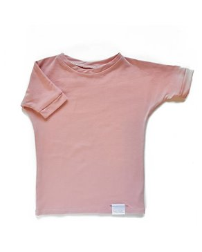 Kid's Stuff T-Shirt Évolutif Rose