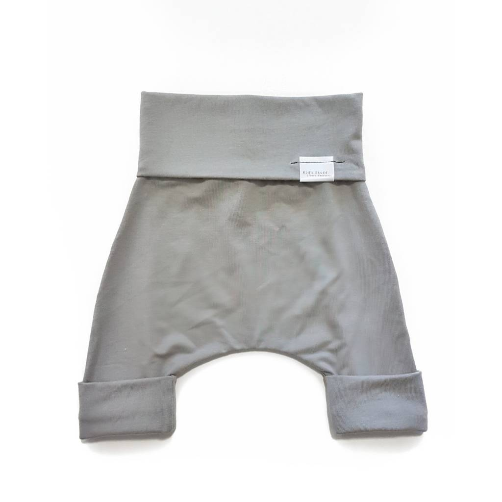 Kid's Stuff Grow With Me Shorts | Taupe