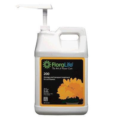 Floralife® 200 storage and transport