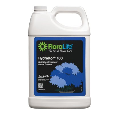 Floralife® HydraFlor Clear 100 hydration solution