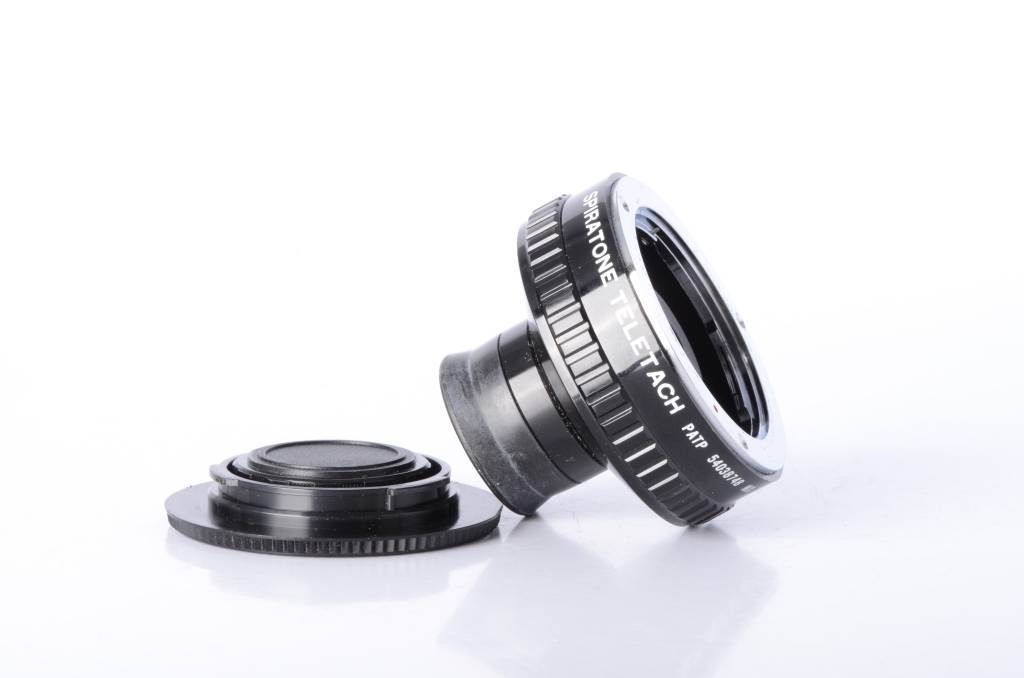 Spiratone Spiratone Teletach telescope adapter for MD lenses