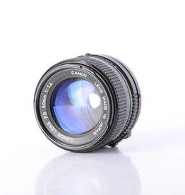 Canon Canon 50mm f/1.4 SN: 4306017 *